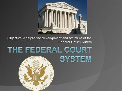 Federal Court Search 11 The Federal Court System