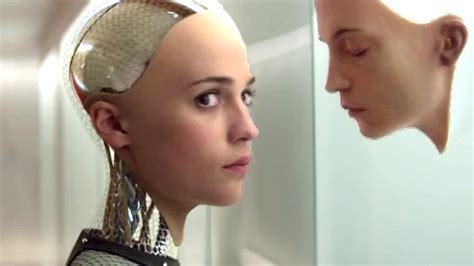 film robot ava ex machina trailer sci fi 2015 youtube
