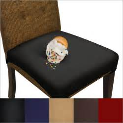 Seat Covers For Kitchen Chairs Smartseat Dining Chair Seat Cover And Protector Metro