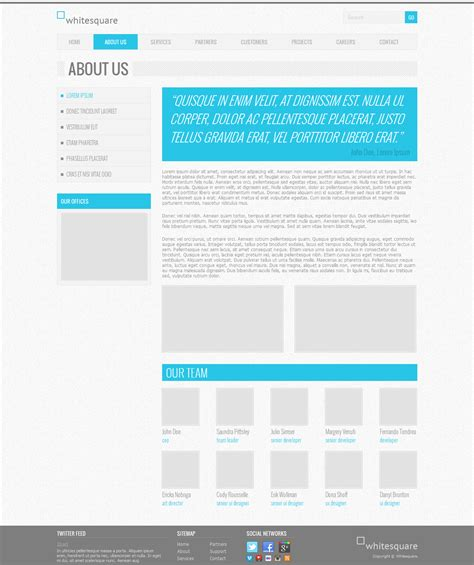 bootstrap layout exles download page layout with bootstrap 3