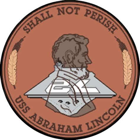 abraham lincoln logo file uss abraham lincoln cvn 72 crest png wikimedia commons