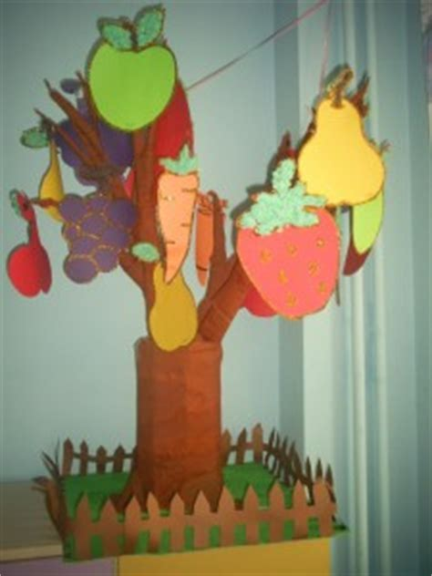 Digital Fruit Tree Maze Perlengkapan Bayi 1 fruit craft idea for crafts and worksheets for preschool toddler and kindergarten