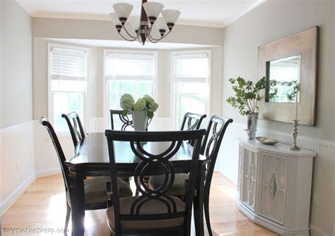 Dining Room Makeovers On A Budget by House Tour Erin Spain Home Diy Lifestyle