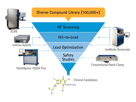 discovery workflow discovery screening molecular devices