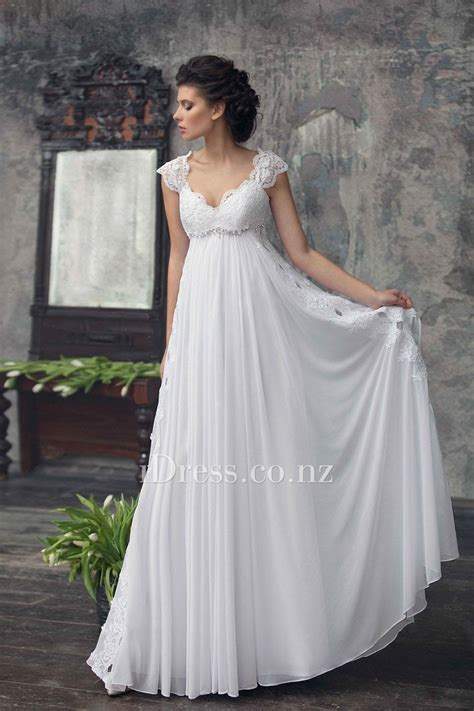 Summer Wedding Dresses Uk by Simple White Summer Wedding Dresses Dress Uk