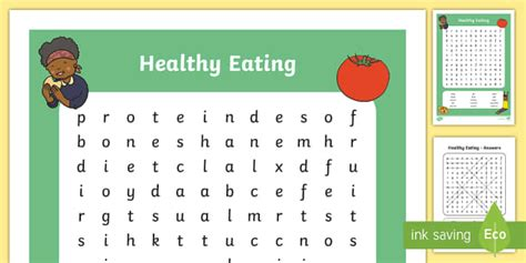 printable word search healthy eating healthy eating word search healthy eating healthy living