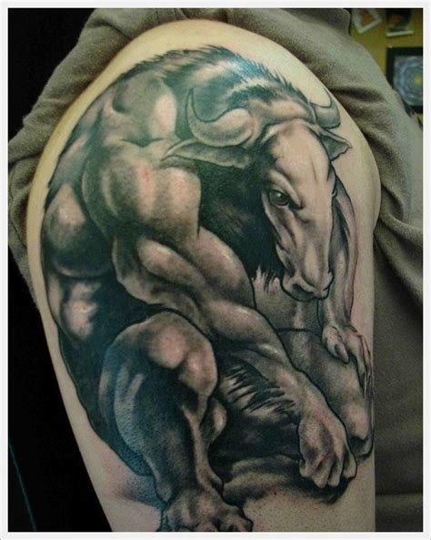 taurus tattoos for guys taurus tattoos and designs page 95