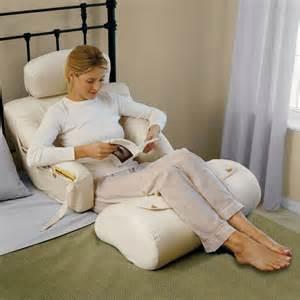 the superior comfort bed lounger hammacher schlemmer
