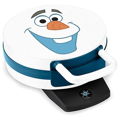 waffle maker bed bath and beyond disney 174 quot frozen quot olaf waffle maker bed bath beyond