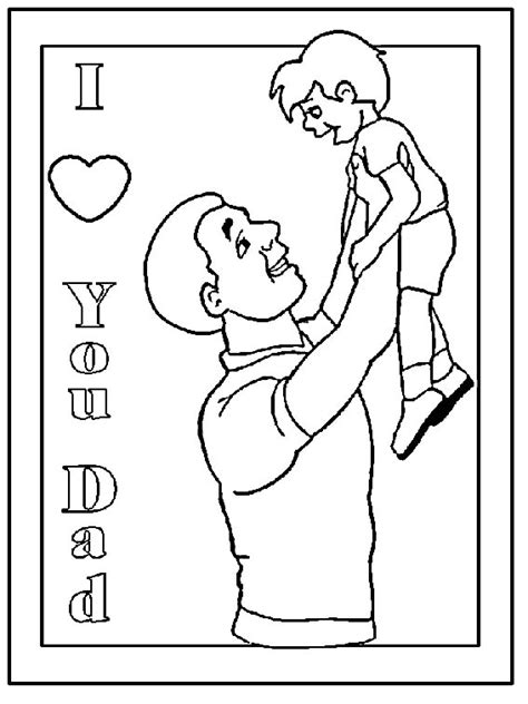 fathers day coloring pages for toddlers programming ideas library notes