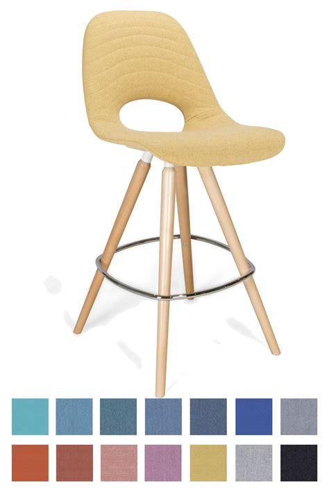 chaise haute pour bébé chaise haute tapiss 233 e style scandinave pour salle de