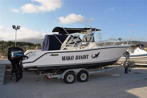 2001 mako 282 center console power boat for sale www - Mako Boats Greece