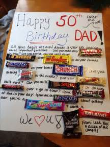 Gifts for dads gifts idea for 50th birthday 50th bday uncle gifts