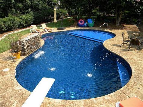 pool for backyard best 25 backyard pools ideas on pinterest swimming