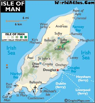 self build suppliers northern ireland isle of man map of the isle of man and isle of man map and information