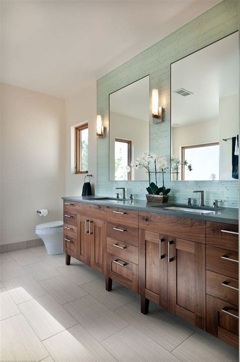 custom made bathroom cabinets hand made bathroom vanity by marc hunter woodworking design custommade com