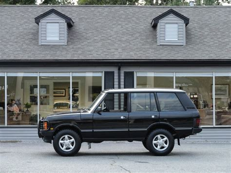 what country is range rover from 1995 range rover county classic copley motorcars
