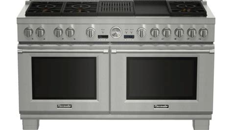 60 inch gas cooktop 60 inch professional series pro grand commercial depth