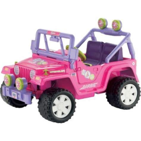 barbie jammin kids wheels power wheels 12v cadillac escalade n8417