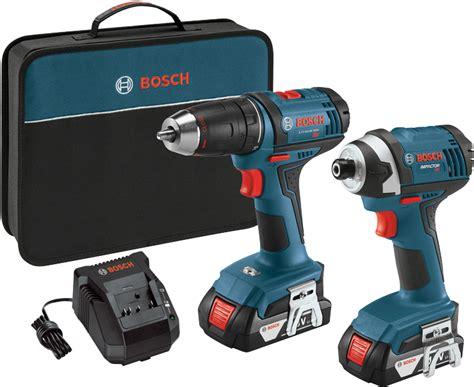 bosch 18v kits cordless combo kits bosch power tools