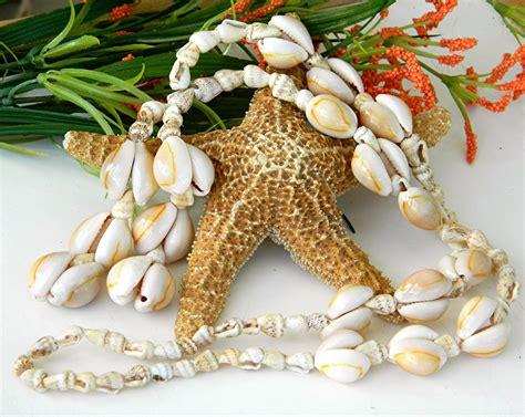 Anting Tassel Handmade Kode A 09 vintage cowrie cowry necklace sea shell tassel handmade
