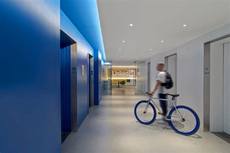 Linkedin Office Locations linkedin offices by m moser associates new york city