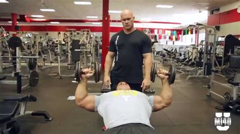 ben pakulski teaches chest for ben pakulski teaches chest for hypertrophy with