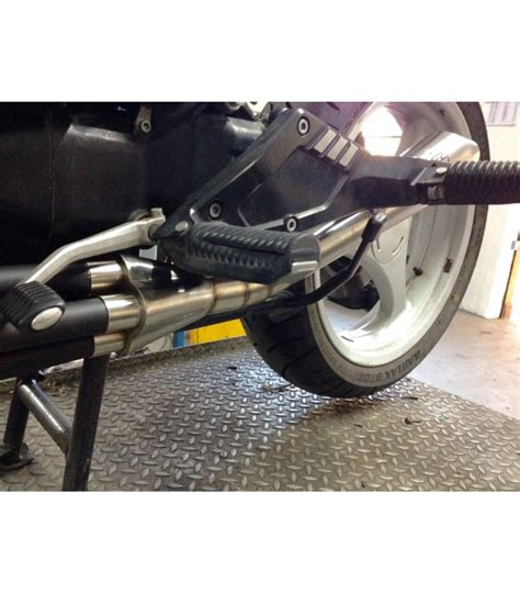 bmw k100 exhaust bmw cafe racer exhaust for k100