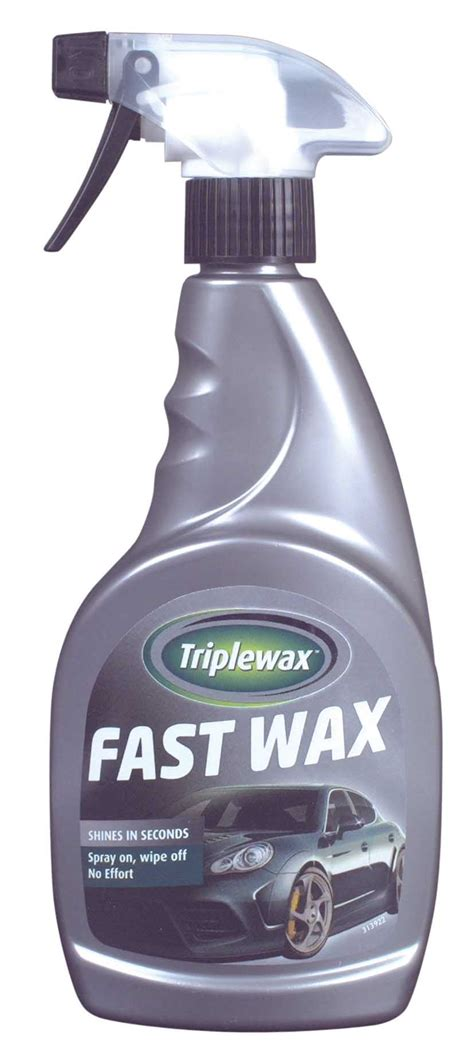 triplewax fabric cleaner seats carpets roof cleaner odour