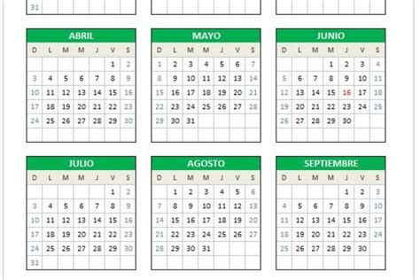 calendario 2016 mides mides 120 a los 65 calendario de pago 2016 new style for
