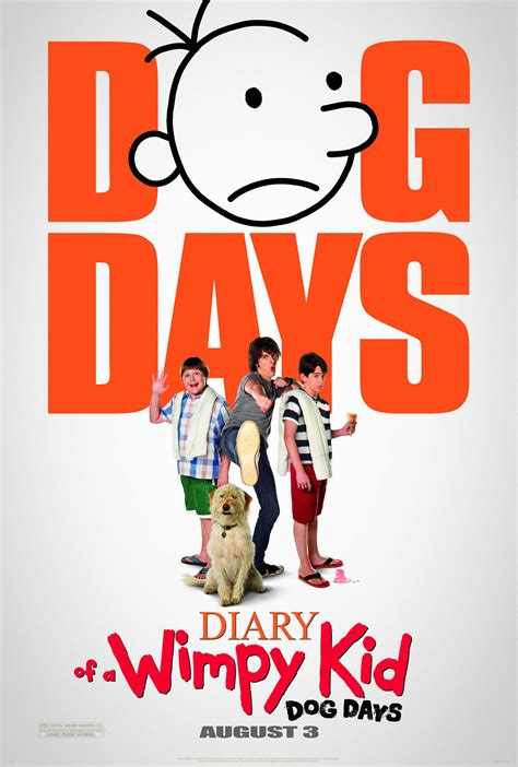 diary of a wimpy kid days new posters diary of a wimpy kid days looper prometheus safety not