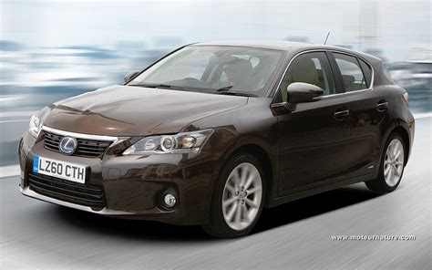 Is Lexus Better Than Toyota Lexus Ct200h Better Than A Prius So With Worse Co2