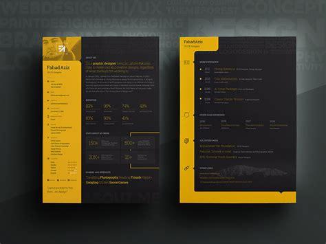 clean resume cv template free psd psdfreebies com