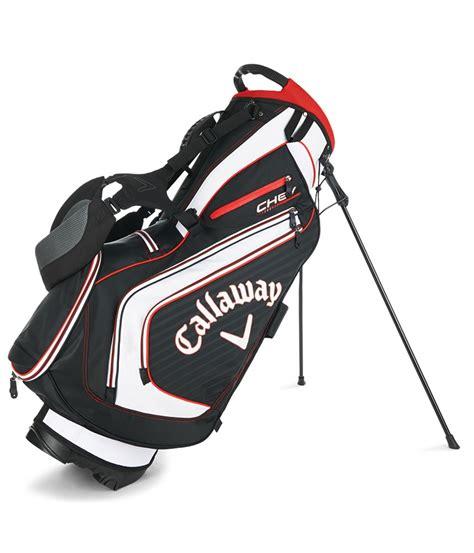 callaway chev stand bag 2016 golfonline