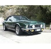 1989 Aston Martin V8 Vantage Volante Prince Of Wales 63