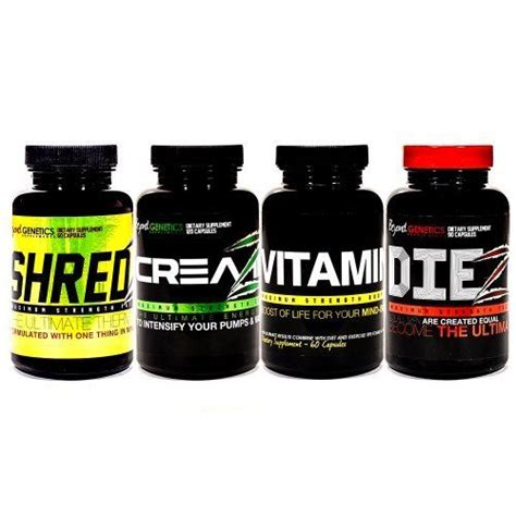 What Does Shredz Detox Do by Alpha Stack Shredz Diezel Creazine Vitamin Z By