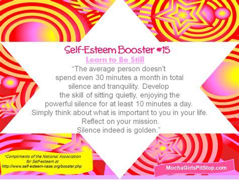 Fashion As Self Esteem Booster by Self Esteem Booster Of The Week Learn To Be Still Mocha