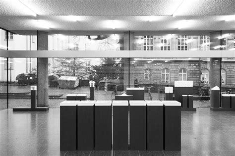 foyer raum raumgestaltung rwth r 228 ume der stadt ausstellung