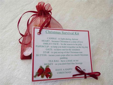 christmas grinch survival kit 27 best images about legends on mittens canes and sunday school