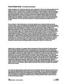 Edward Scissorhands Essay by Edward Scissorhands Use Of Allusion And Symbolism Gcse Marked By Teachers