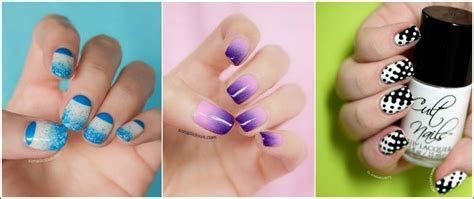 2 color nail the gallery for gt easy nail designs with two colors