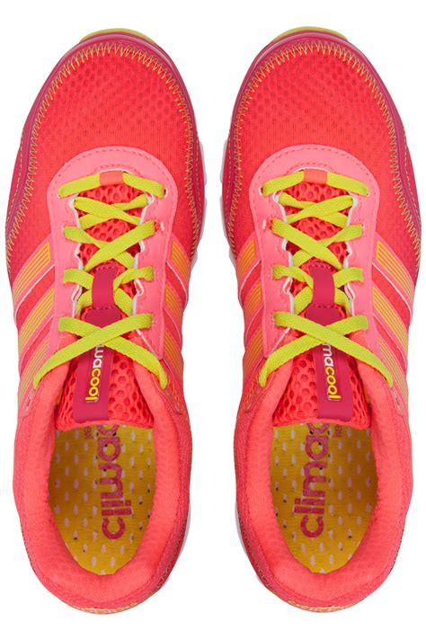 adidas climacool modulation   running shoes pink ist