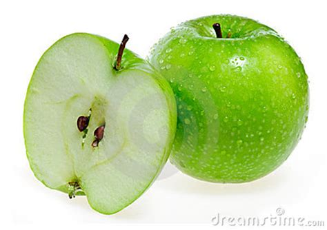 cross section of an apple apple and its cross section stock photos image 11004493