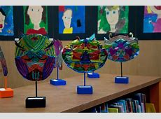 Mrs. Nohelty's Art Lab: Bell Fine Arts Night - June 5th! Elementary Art Projects For Kids