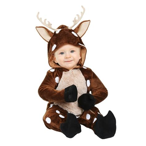 Sweet Deer Baby Costume adorable baby deer infant costume sweet fawn of