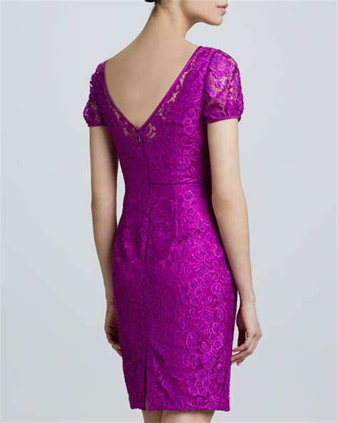 boat neck dress cocktail theia boat neck lace cocktail dress