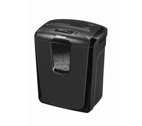 paper shredder cross cut buy fellowes powershred m 8c cross cut paper shredder