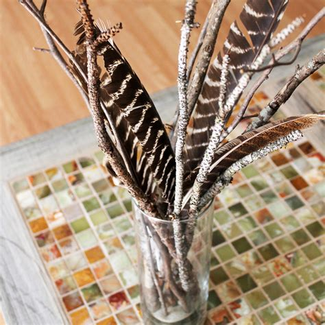 branch centerpiece diy absolutely and incredibly easy branch diy centerpiece