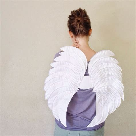 How To Make Paper Wings For A Costume - 100 diy costumes maker