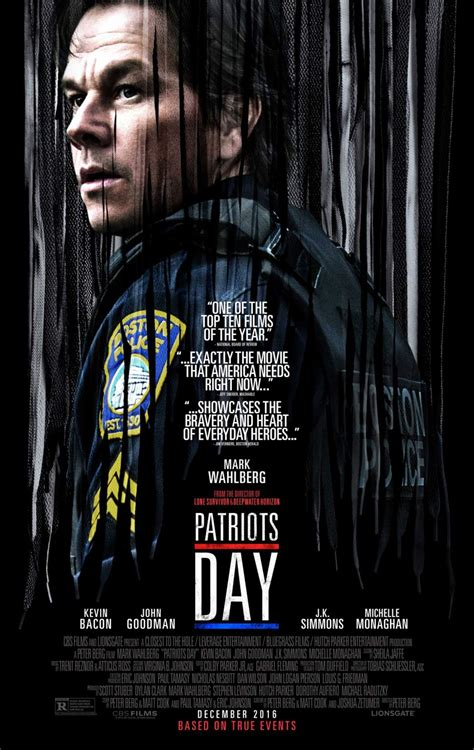 day posters patriots day 2017 poster 1 trailer addict